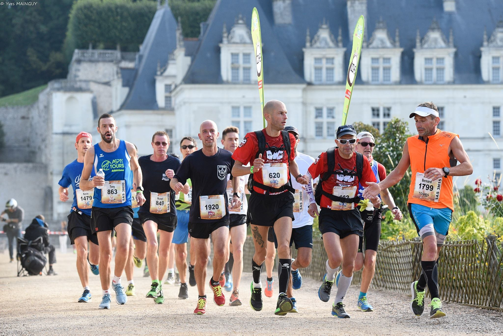 Visuel Pack Marathon Touraine Loire Valley les 22 & 23 septembre